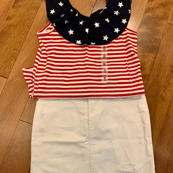 Patriotic Summer Outfit